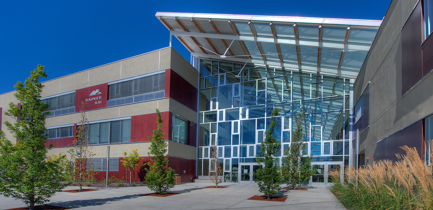 Pierce College-Rainier Science + Technology Building